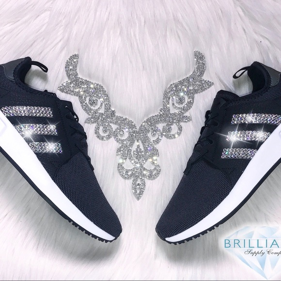 960141cb2c2 adidas Shoes | Swarovski For Women And Girls | Poshmark